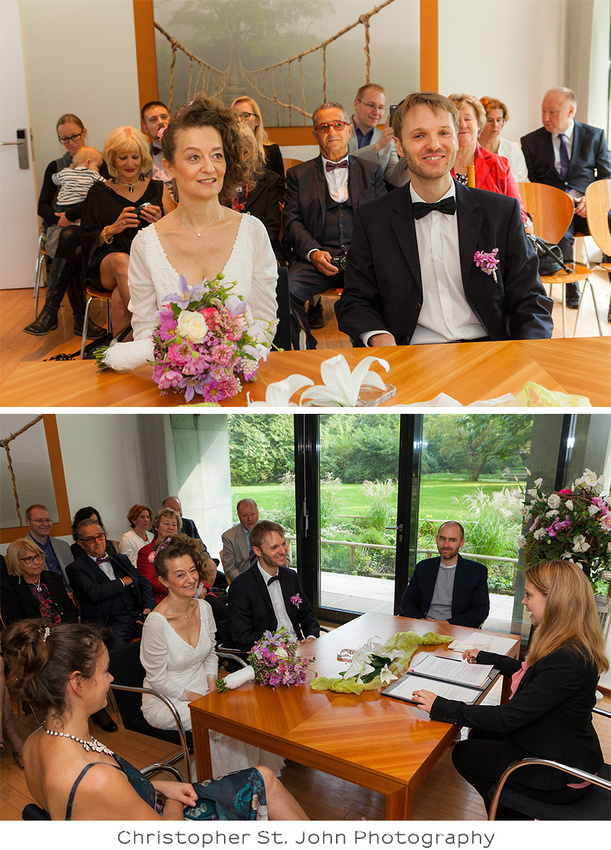 Eine wunderschöne Hochzeit in Hamburg Eimsbüttel