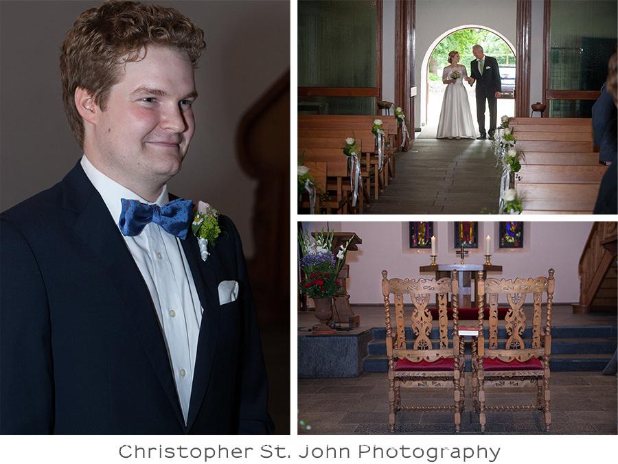 Hochzeitsfotografie Hamburg Wellingsbüttel