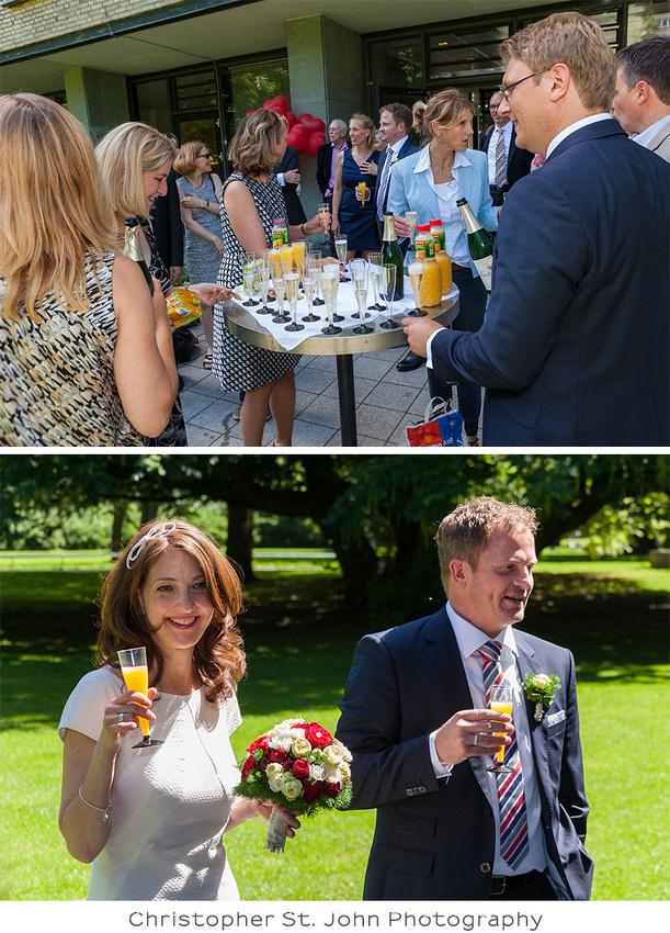 Hochzeitsfotografie Standesamt Eimsbüttel